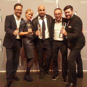 Deutscher Fernsehpreis 2018 Abdelkarim